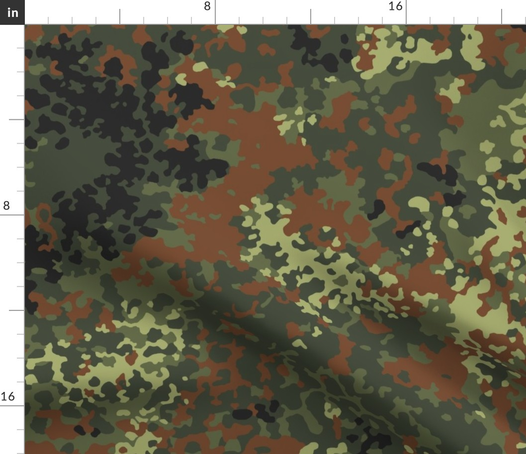 """TAN GREEN ARMY CAMOUFLAGE PRINT FABRIC 44/""""W CRAFT SKIRT LINING PANTS"""