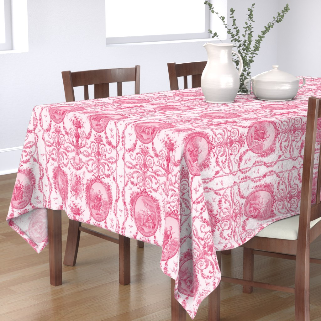 """Blush Pink Grey /&White Shabby Chic Watercolor Floral Rose Round Tablecloth 90/"""""""