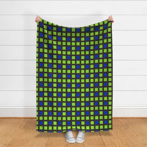 Fabric By The Yard Danitas 3 Squares Plus 1