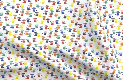 Fingerfarbe Weihnachten.Kinder Weisser Hintergrund Grundfarben Fingerfarbe