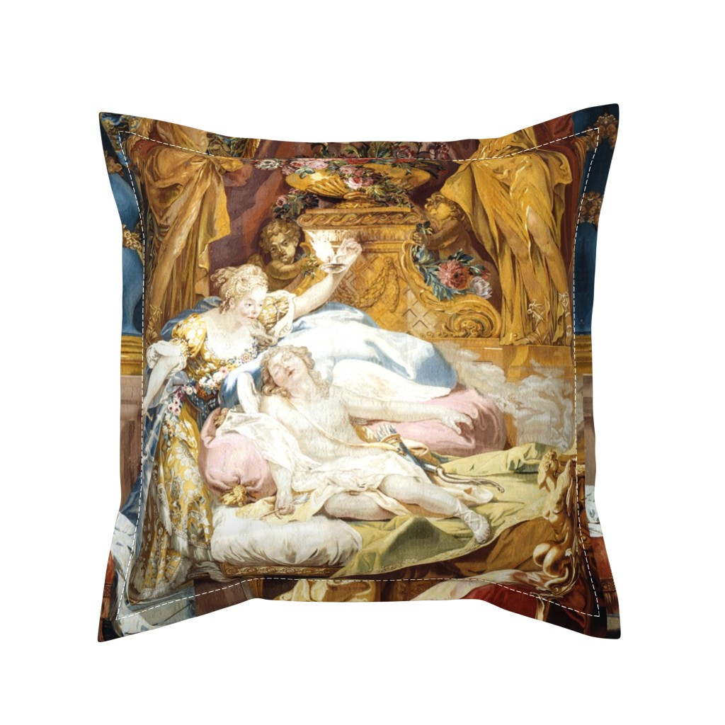 Cupid Psyche neo classical fairy tales s - Spoonflower