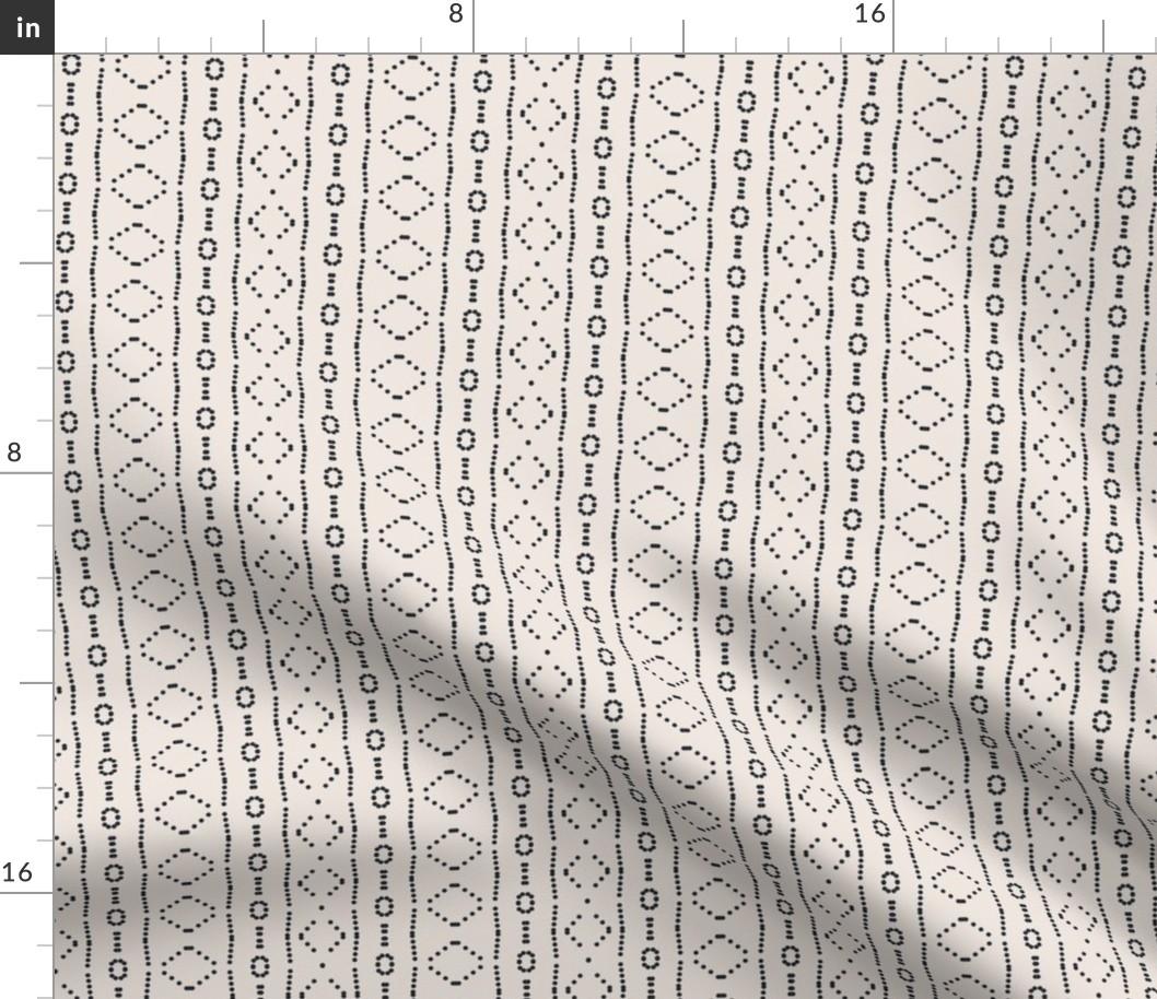5cee294a981b Mud Cloth Nursery Mudcloth African Dot Baby Fabric Printed by ...