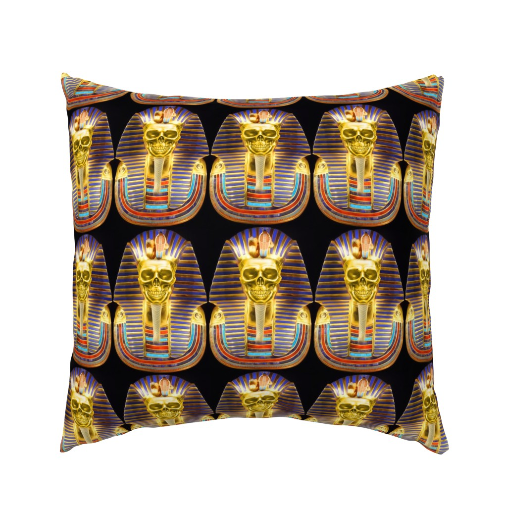 2 ancient egypt egyptian king tut Tutank - Spoonflower