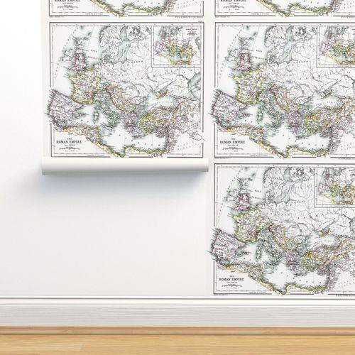 Wallpaper Roman Empire 350 Ad 42w