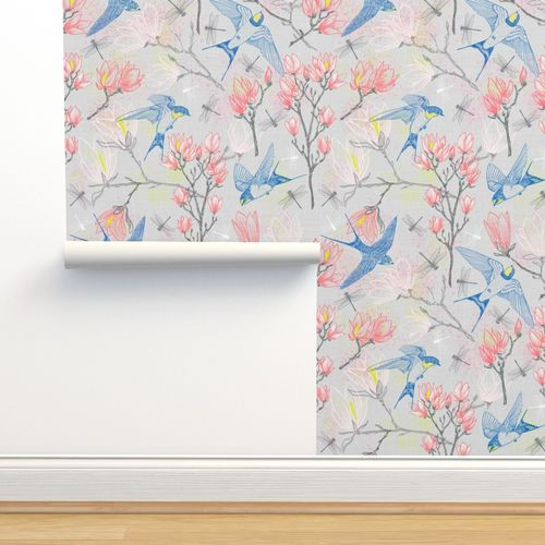 Wallpaper Spoonflower By Independent Designers