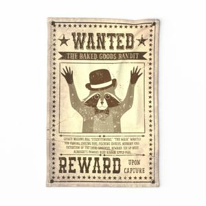 Wanted Poster George Stickyfingers Malone