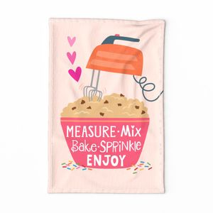 Measure Mix Bake