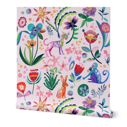 Dream Garden Delights - larger scale