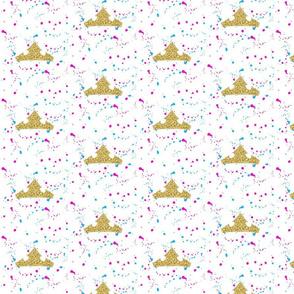Make it pink Make it blue Princess Tiara