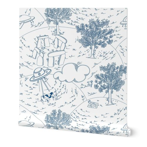 Day in the Country Toile