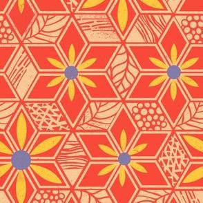 Garden Stamps - Warm
