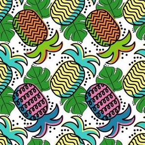 Tropical_Pineapple_Patch_WLeaves_SFL