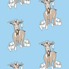 Corona Goat Alt Blue
