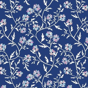 Mulberry Lodge Chinoiserie Blue