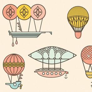 darling dirigible