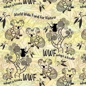WWF Adopt a Koala