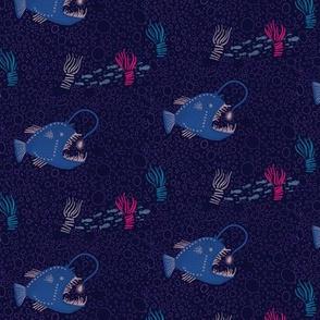 """The Angler Fish   3.5"""""""