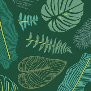 Plant Play - Dark Green