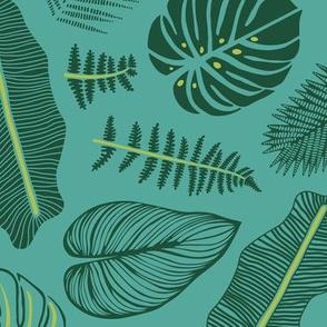 Plant Play - Dark Mint