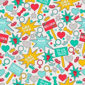 Women's Rights (grl pwr)