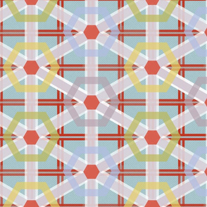 Plaid party table cloth -  East Fork