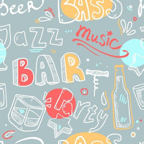 Music, Jazz and Party!