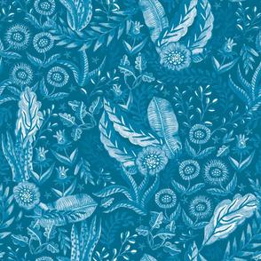 Undergrowth  Blue