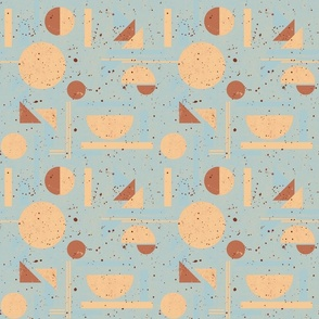 Terracotta Speckles