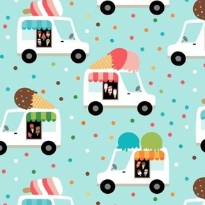 Planet Donut Outer Space Astronauts Blue Black
