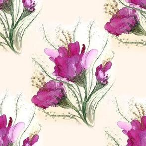 Floral Ink