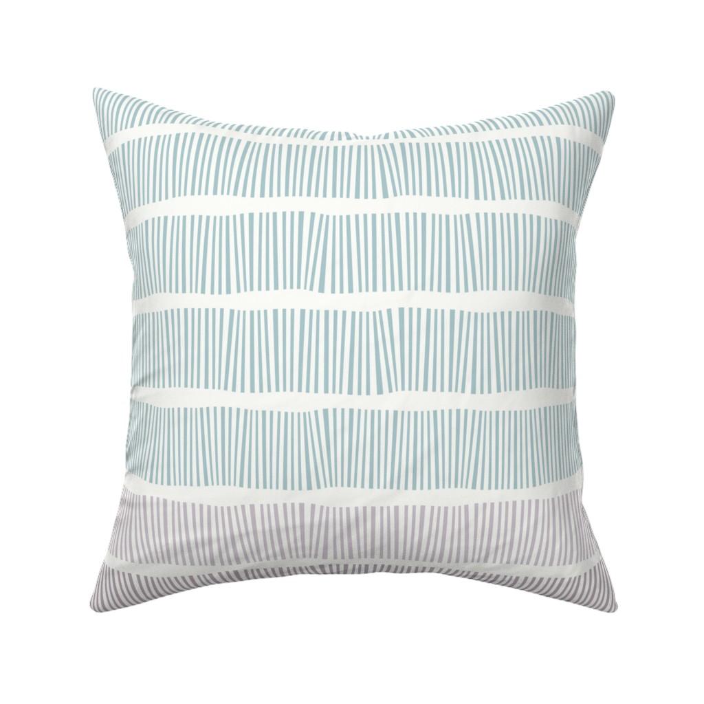 Catalan Throw Pillow featuring Malibu Sunrise by twigged