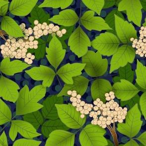 Poison ivy terror