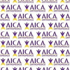 AICA Orthopedics repeat white