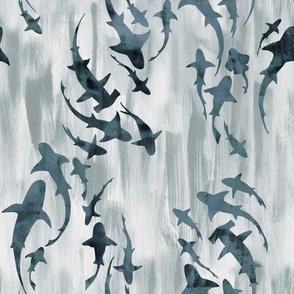 Shark 1A Sage
