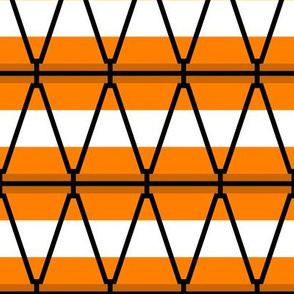 01002216 : traffic cone stripe