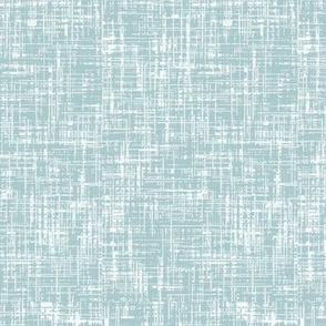 Malibu + Chunky White Linen Weave by Su_G_©Su Schaefer