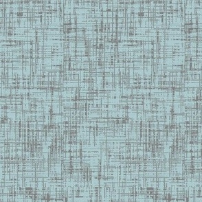 Malibu + Clay Brown Linen Weave by Su_G_©Su Schaefer