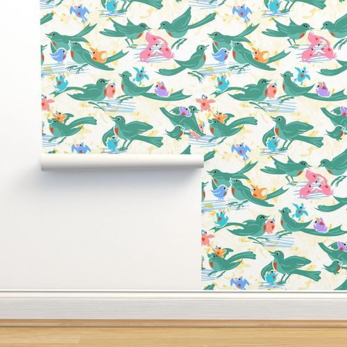 Shop Wallpaper Roostery Home Decor Products