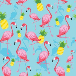 Be Sweet - Flamingos