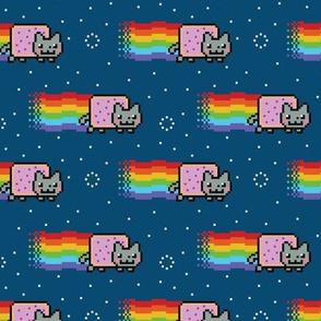 Space Cat Nyan