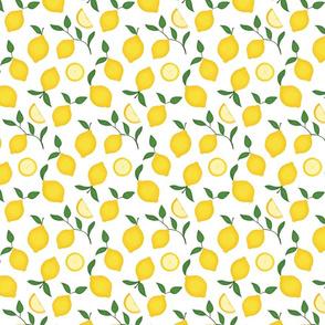 lemon scatter