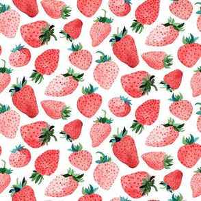 Strawberries by Angel Gerardo