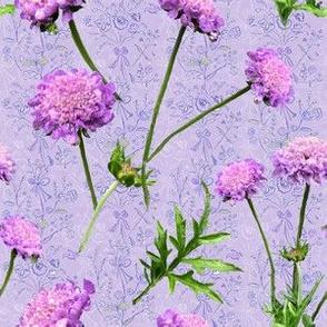Pincushion Pretty In Lavender