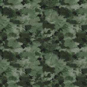 Monochrome Green camo