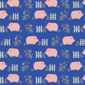 Farm Town Pigs