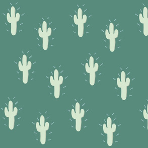 Cacti charge