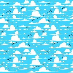 Simple Skies