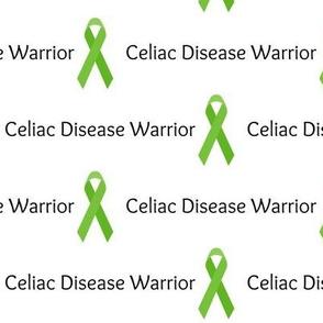 Celiac Disease Warrior
