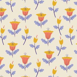 Quail Flowers