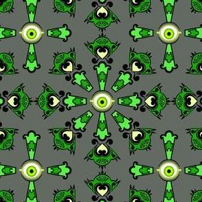 Spooky Eye Tiles